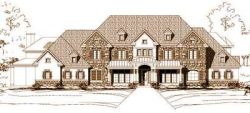Traditional Style House Plans Plan: 19-269