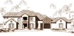 Tuscan Style House Plans Plan: 19-287