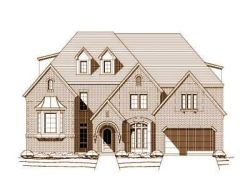 Traditional Style Home Design Plan: 19-288