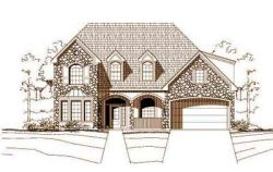 Traditional Style Home Design Plan: 19-299