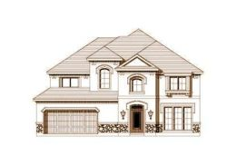 Mediterranean Style House Plans Plan: 19-302