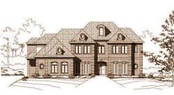 Traditional Style House Plans Plan: 19-307