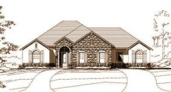 French-Country Style House Plans Plan: 19-314