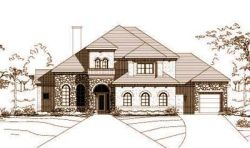 Tuscan Style House Plans Plan: 19-317