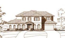 Mediterranean Style House Plans Plan: 19-320
