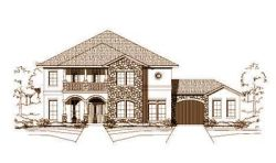 Tuscan Style House Plans Plan: 19-323