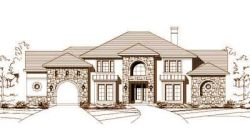 Tuscan Style Floor Plans Plan: 19-326