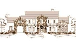 Tuscan Style Floor Plans Plan: 19-327