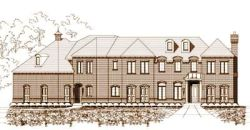 Traditional Style Floor Plans Plan: 19-350
