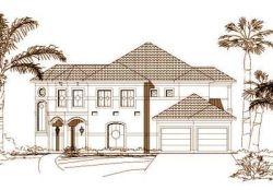 Mediterranean Style Home Design Plan: 19-363