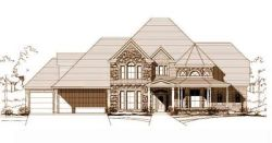 Country Style Floor Plans Plan: 19-366