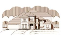 Mediterranean Style House Plans Plan: 19-368