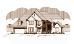 Traditional Style Home Design Plan: 19-369