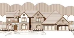 Traditional Style Home Design Plan: 19-384