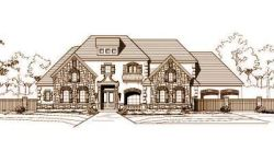 Country Style Home Design Plan: 19-388