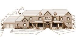 Country Style Floor Plans Plan: 19-391