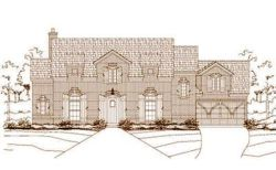 Traditional Style Floor Plans Plan: 19-395
