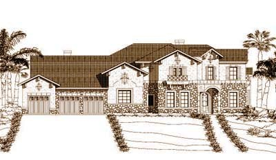 Craftsman Style Floor Plans Plan: 19-411