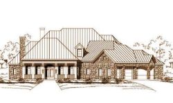 Country Style Floor Plans Plan: 19-427