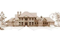 Southern-Colonial Style House Plans Plan: 19-466