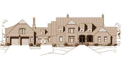 Traditional Style Floor Plans Plan: 19-469