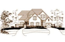 French-Country Style Floor Plans Plan: 19-479
