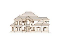 Traditional Style House Plans Plan: 19-490