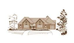 Traditional Style Home Design Plan: 19-491