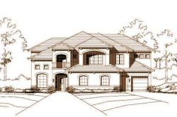 Traditional Style House Plans Plan: 19-498