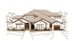 Tuscan Style House Plans Plan: 19-501