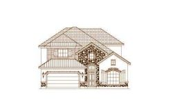 Tuscan Style Floor Plans Plan: 19-508