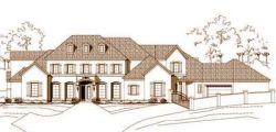 Traditional Style Floor Plans Plan: 19-511