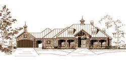 Country Style House Plans Plan: 19-518