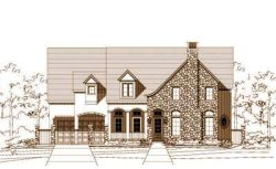 French-Country Style Floor Plans Plan: 19-534