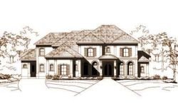 Traditional Style House Plans Plan: 19-536