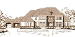 Traditional Style House Plans Plan: 19-557