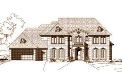 Traditional Style Floor Plans Plan: 19-558