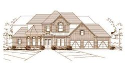 Traditional Style House Plans Plan: 19-559