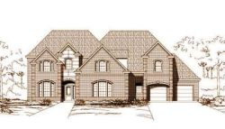 Traditional Style Home Design Plan: 19-569