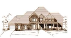 Victorian Style House Plans Plan: 19-570