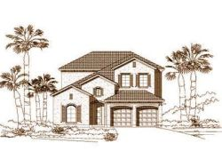 Mediterranean Style House Plans Plan: 19-576