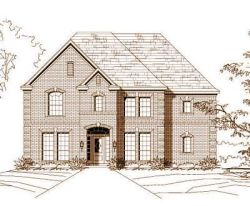 Traditional Style House Plans Plan: 19-594
