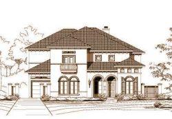 Mediterranean Style Floor Plans Plan: 19-607
