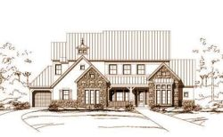 Traditional Style Floor Plans Plan: 19-608