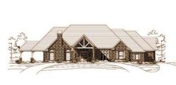 Country Style House Plans Plan: 19-612