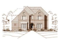 Traditional Style House Plans Plan: 19-623