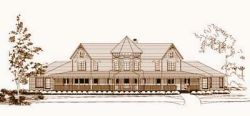 Victorian Style House Plans Plan: 19-673