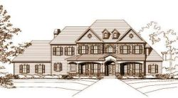 Traditional Style House Plans Plan: 19-678