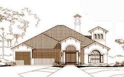 Mediterranean Style Floor Plans Plan: 19-679