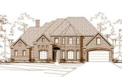 Traditional Style Home Design Plan: 19-692
